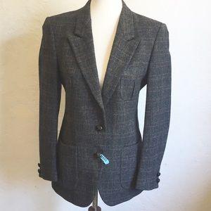 Brooks Brothers Wool Plaid Blazer 6